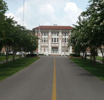 Stone County Courthouse